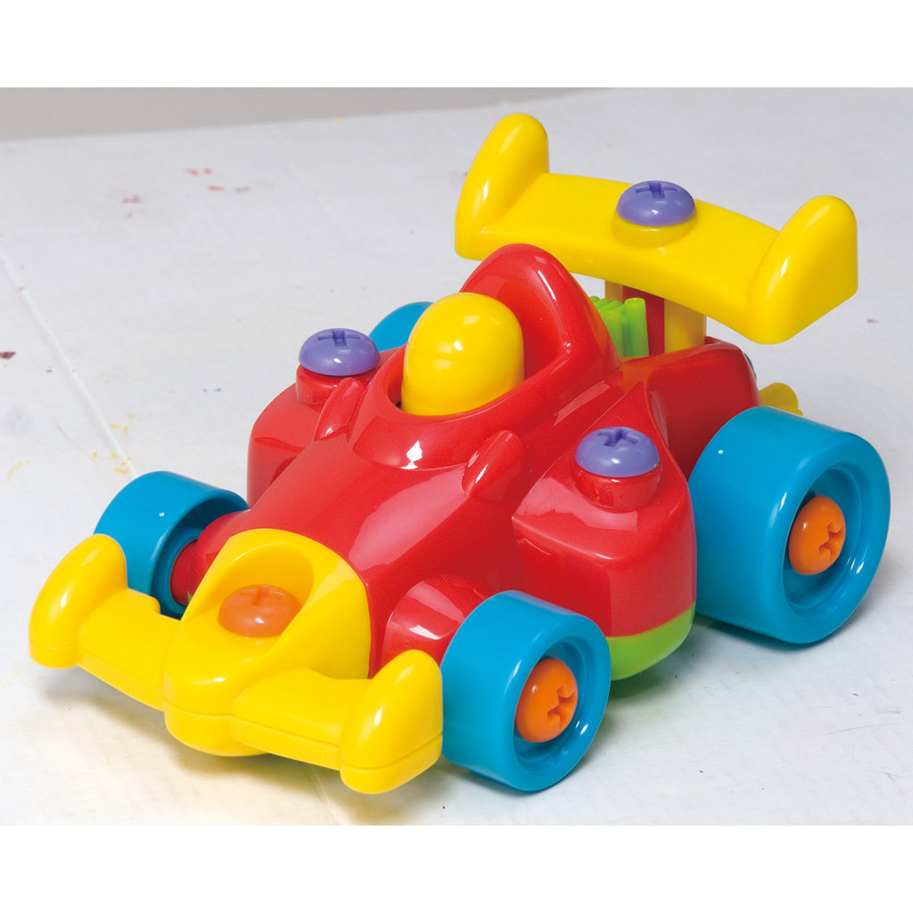 Pako Jr Mechanic Race Car