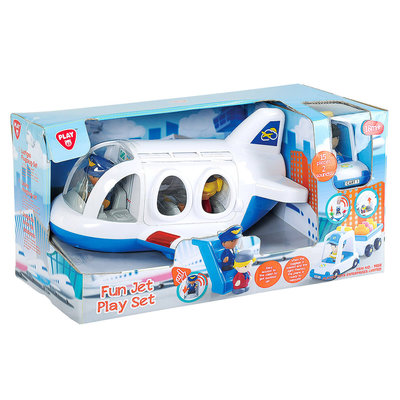 Play Go Fun Jet Play Set