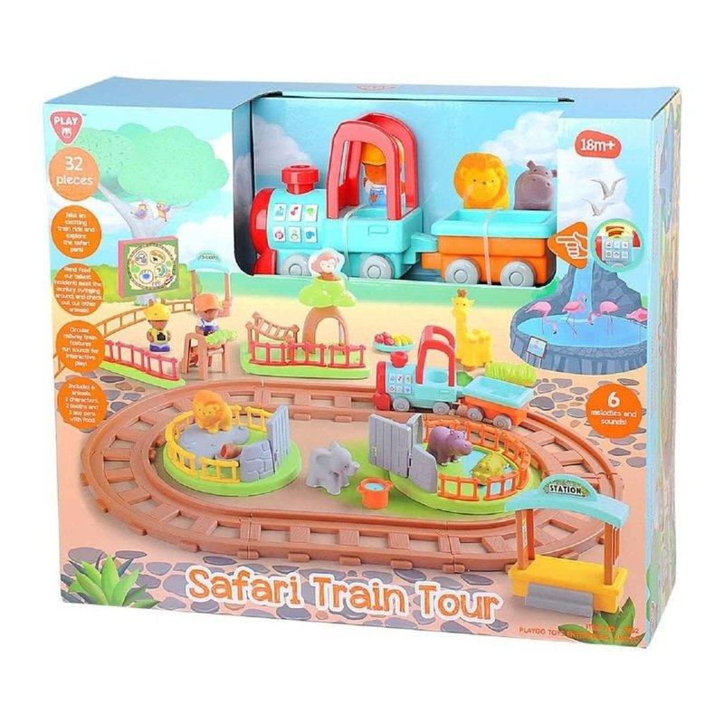 Play Go Safari Train