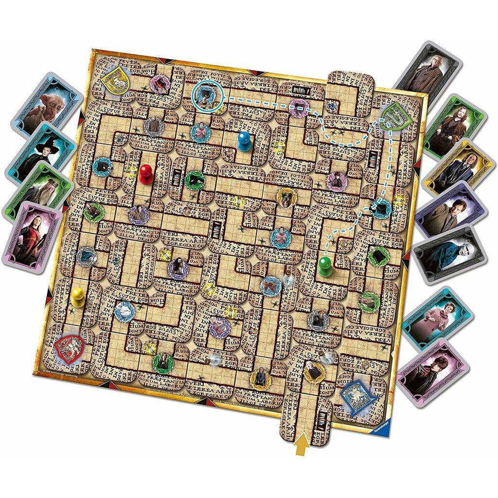Ravensburger Ravensburger Game Labyrinth Harry Potter