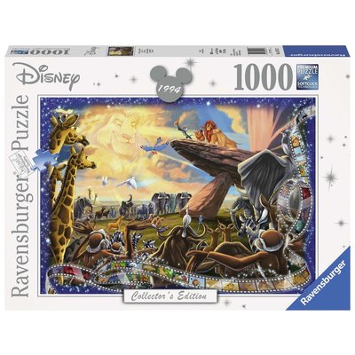 Ravensburger Puzzle 1000pc Disney The Lion King