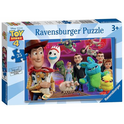 Ravensburger Ravensburger Puzzle 35pc Toy Story 4 Made to Play