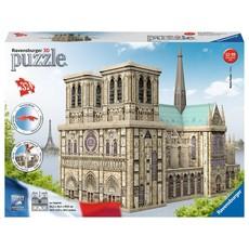 Ravensburger Ravensburger Puzzle 3D Notre Dame 324pc
