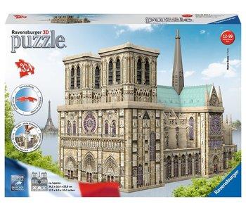 Ravensburger Puzzle 3D Notre Dame 324pc