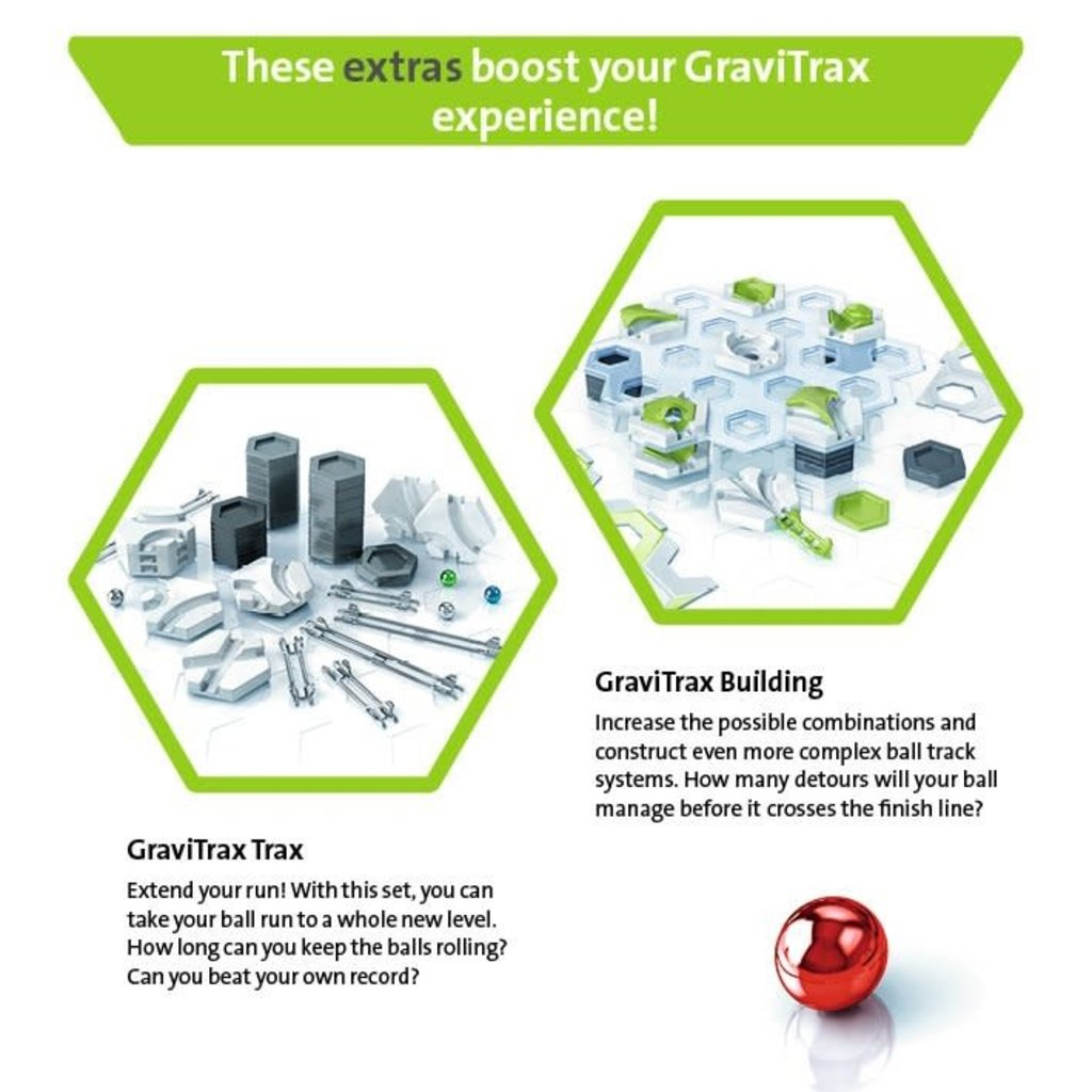 Gravitrax Interactive Track System Starter