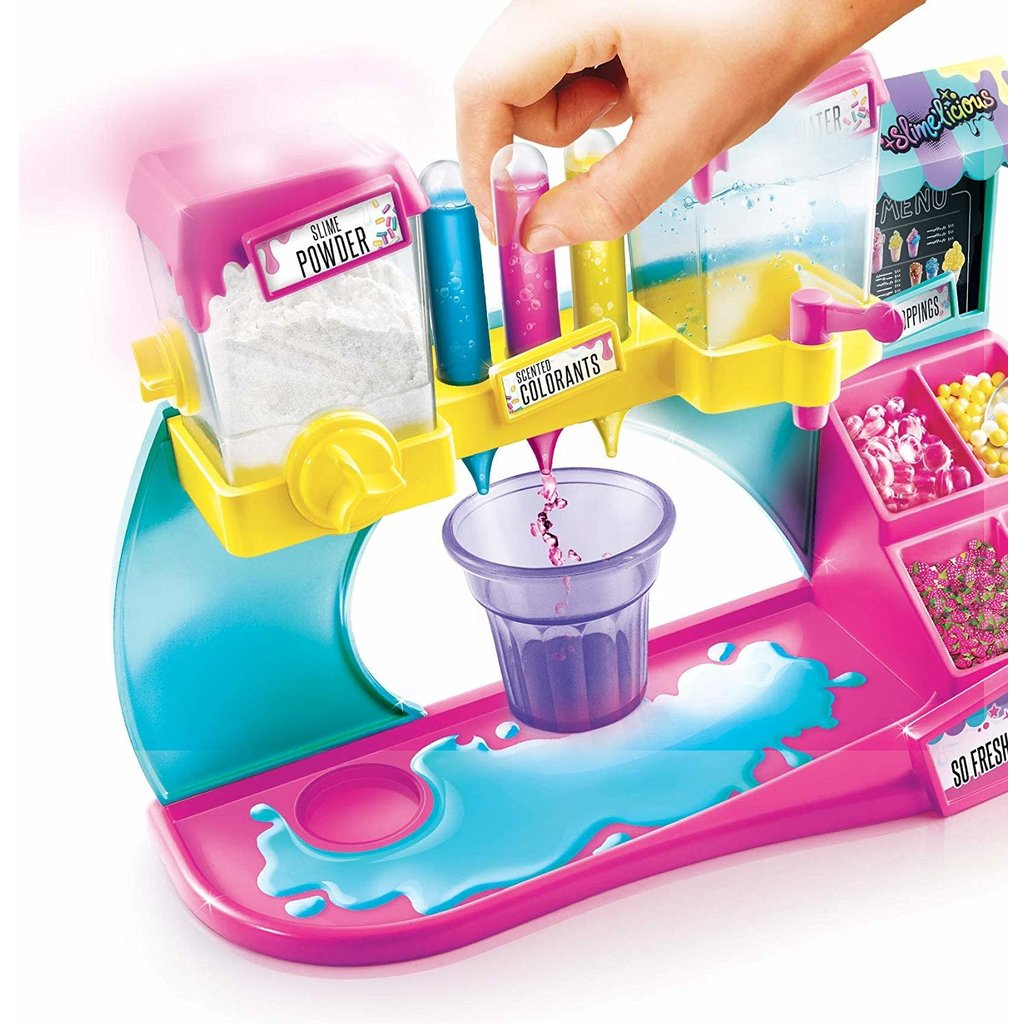 So Slime Slim'licious Scented Slime Station