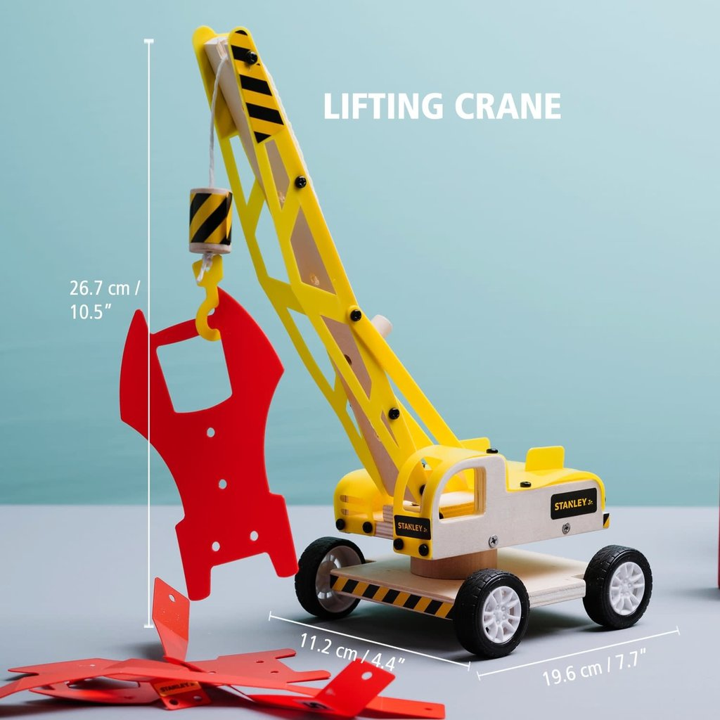 Stanley Jr. Lifting Crane Kit