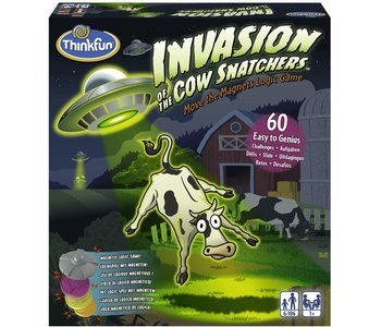 Thinkfun Game Invasion of the Cow Snatchers