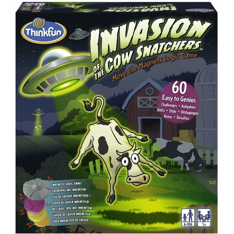 Thinkfun Thinkfun Game Invasion of the Cow Snatchers
