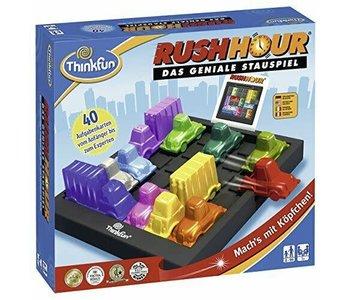 Game Rush Hour