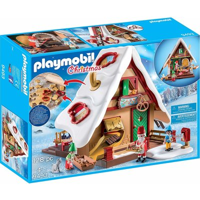 Playmobil Playmobil Christmas Bakery with Biscuit Cutters