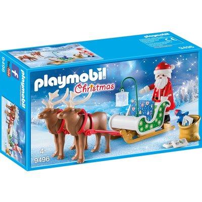 Playmobil Playmobil Christmas Santa's Sleigh with Reindeer