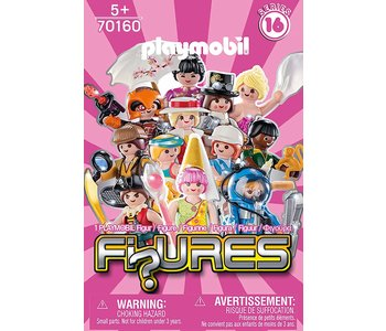 Playmobil Mystery Figures Series 16 Pink