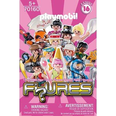 Playmobil Playmobil Mystery Figures Series 16 Pink