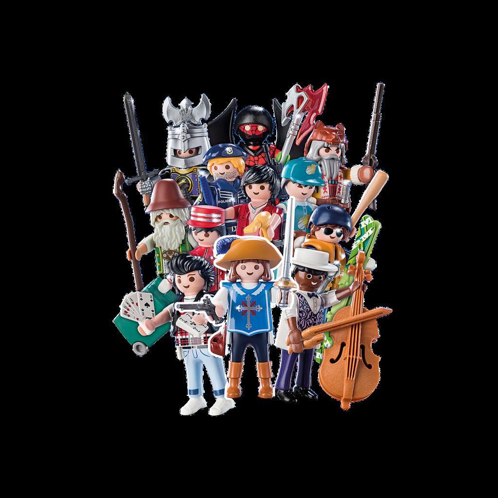 Playmobil Playmobil Mystery Figures Series 16 Blue