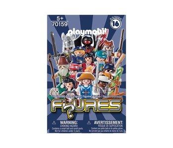 Playmobil Mystery Figures Series 16 Blue