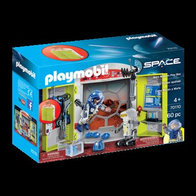 Playmobil Playmobil Play Box Space Lab