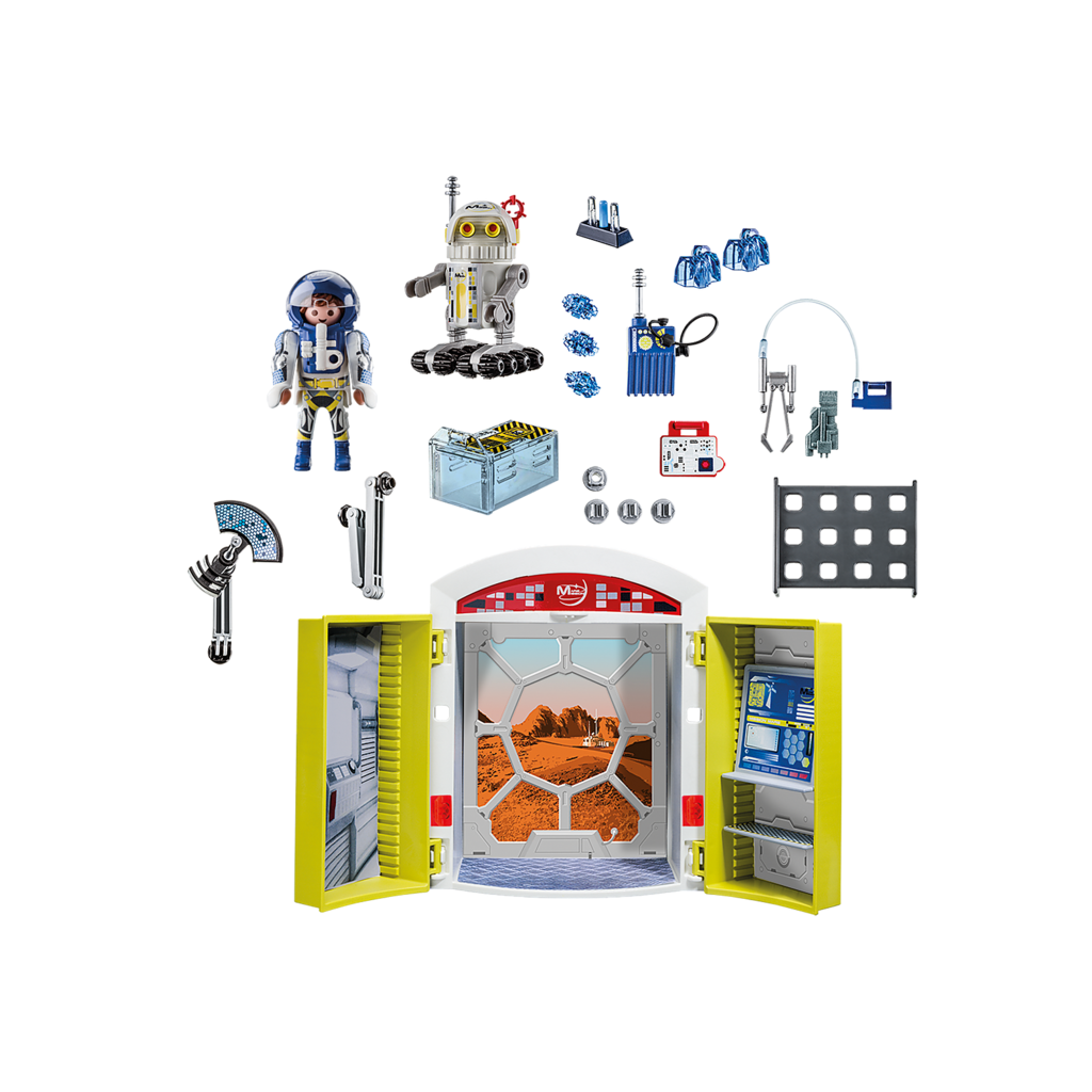 Playmobil Playmobil Play Box Space Lab