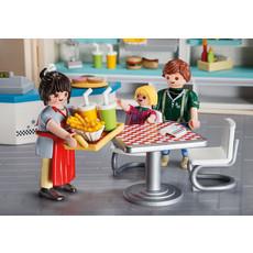 Playmobil Playmobil Take Along Diner