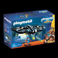 Playmobil Playmobil The Movie Robotitron with Drone