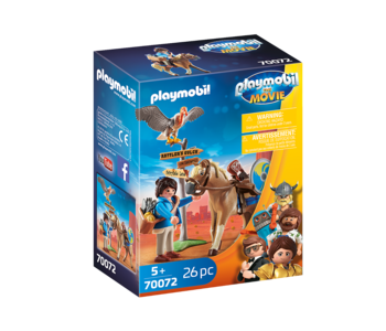 Playmobil The Movie Maria with Horse