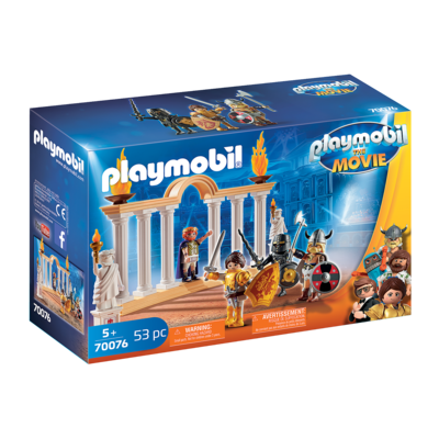 Playmobil Playmobil The Movie Emperor Maximus