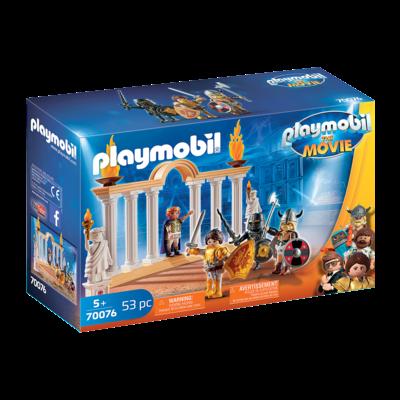 Playmobil Playmobil The Movie Emperor Maximus
