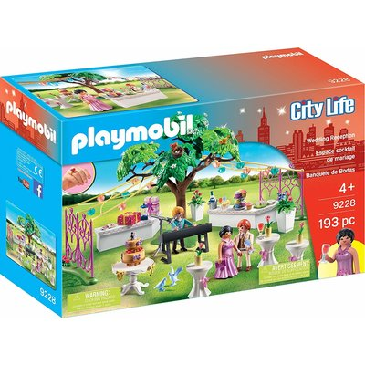Playmobil Playmobil Wedding Reception