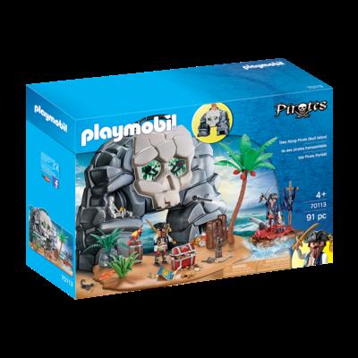 Playmobil Playmobil Take Along Pirates