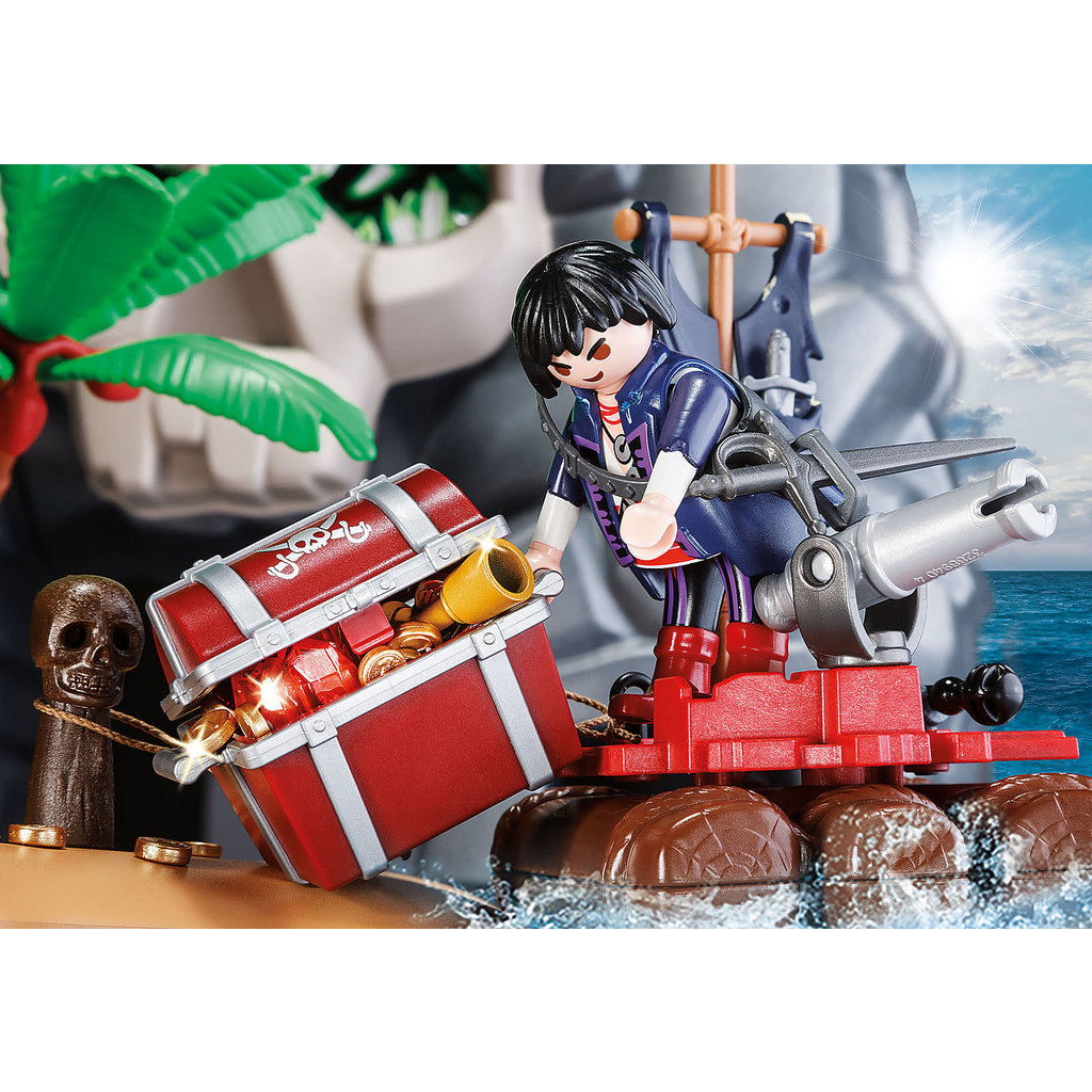 Playmobil Playmobil Take Along Pirates