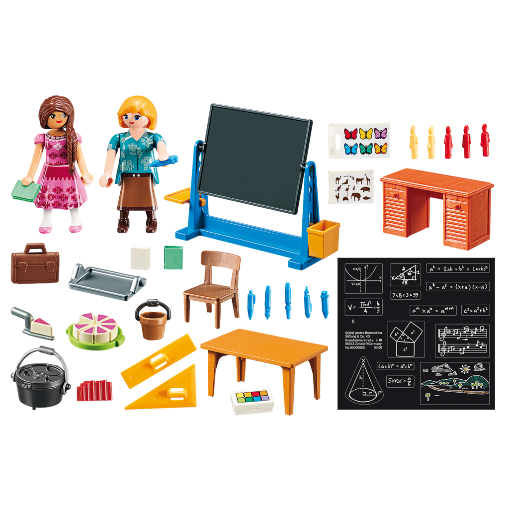 Playmobil Playmobil Spirit II Miss Flores' Classroom