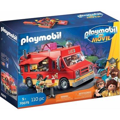 Playmobil Playmobil The Movie Del's Food Truck
