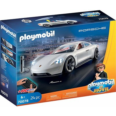 Playmobil Playmobil The Movie Rex Dasher's Porsche