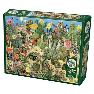 Cobble Hill Puzzles Cobble Hill Puzzle 1000pc Cactus Garden