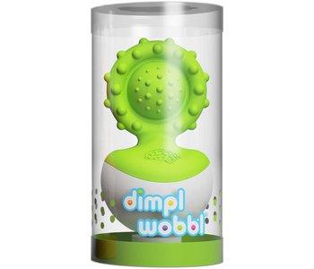 Fat Brain Toys Dimpl Wobl Green
