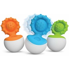 Fat Brain Toys Fat Brain Toys Dimpl Wobl Green