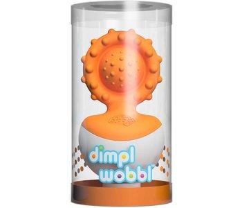 Fat Brain Toys Dimpl Wobl Orange