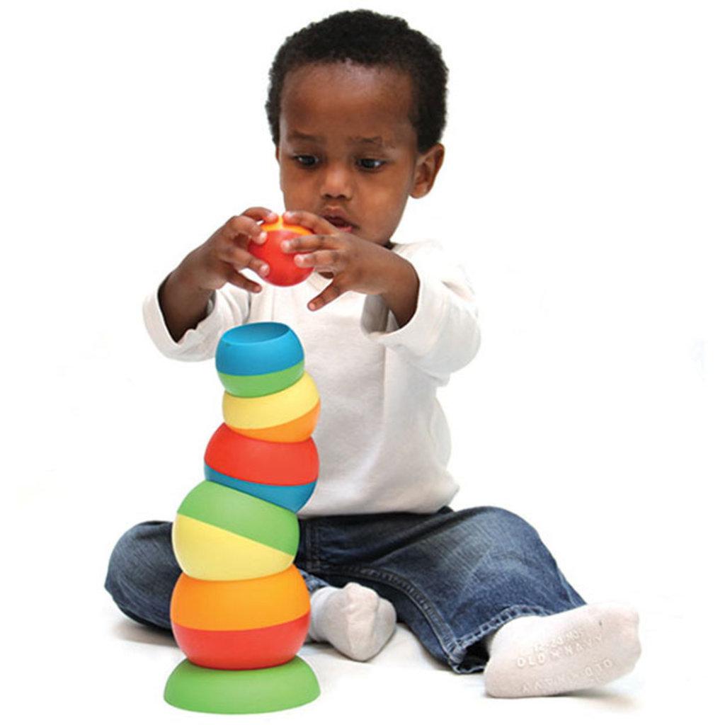 Fat Brain Toys Fat Brain Toys Tobbles Original