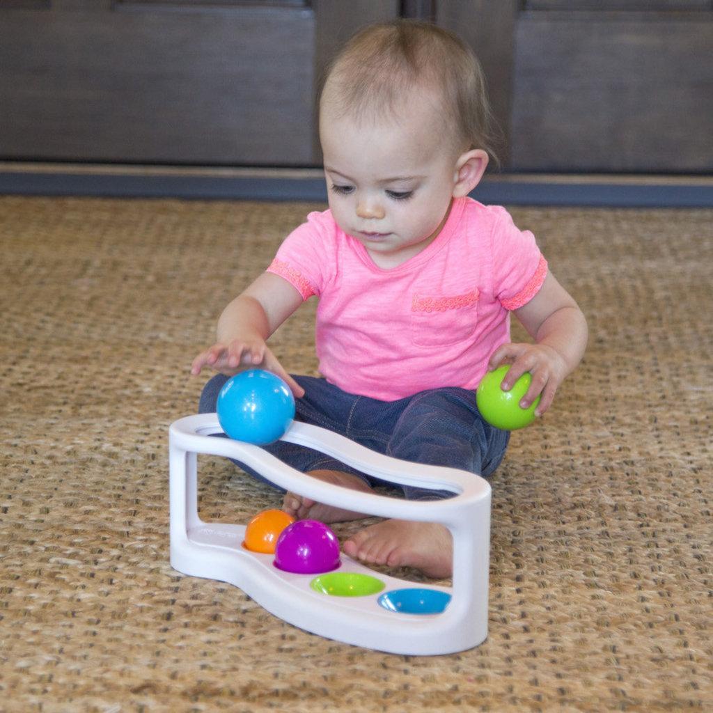 Fat Brain Toys Fat Brain Toys Roll Again Sorter