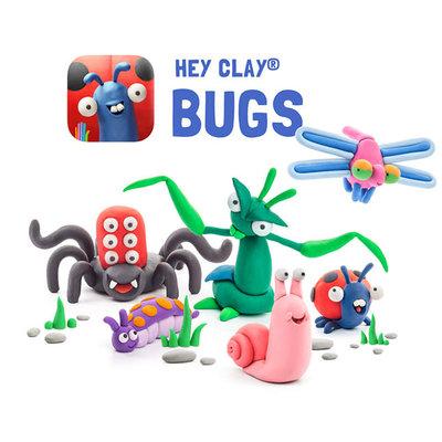 Fat Brain Toys Fat Brain Toys Hey Clay Bugs