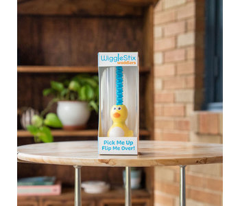 Fat Brain Toys Toddler Wiggle Stix Duck