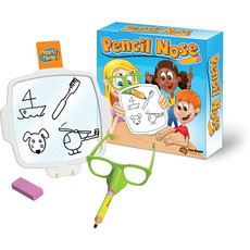 Fat Brain Toys Fat Brain Toys Game Pencil Nose
