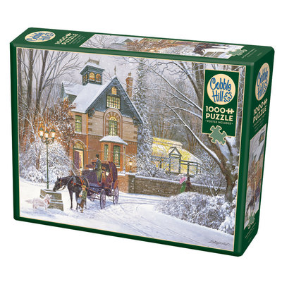 Cobble Hill Puzzles Cobble Hill Puzzle 1000pc An Evening Stroll