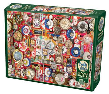Cobble Hill Puzzle 1000pc Time Pieces
