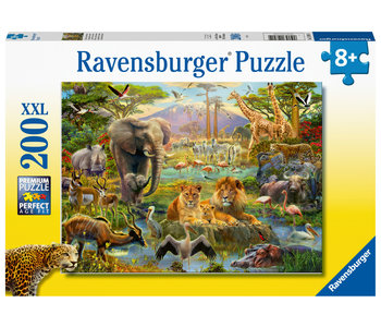 Ravensburger Puzzle 200pc Animals of the Savanna