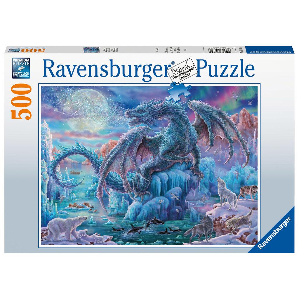 Ravensburger Ravensburger Puzzle 500pc Mystic Dragons