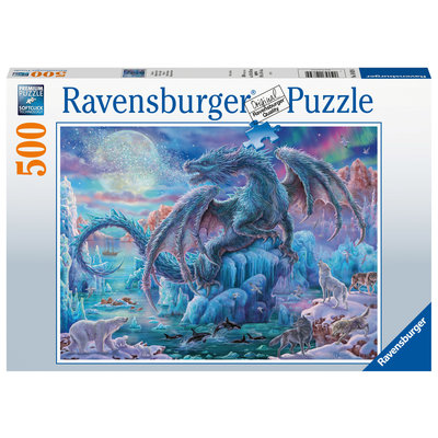 Ravensburger Ravensburger Puzzle 500pc Mystic Dragons