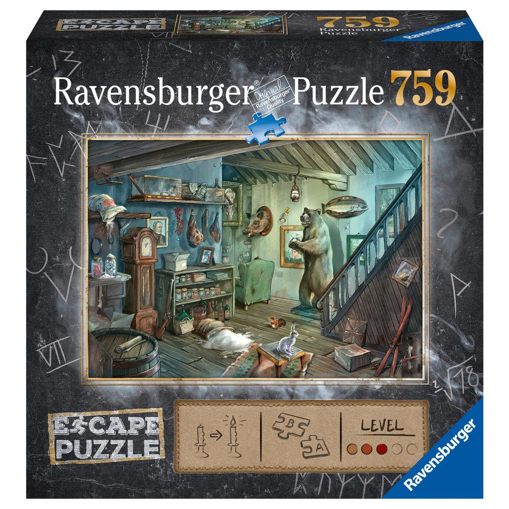 Ravensburger Ravensburger Escape Puzzle The Forbidden Basement 759pc