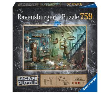 Ravensburger Escape Puzzle The Forbidden Basement 759pc