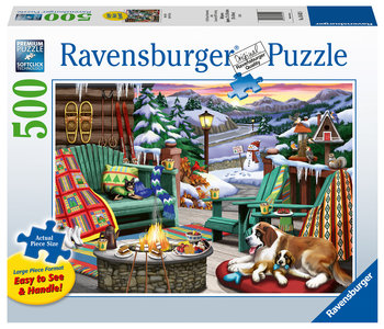 Ravensburger Puzzle 500pc Large Format Apres All Day